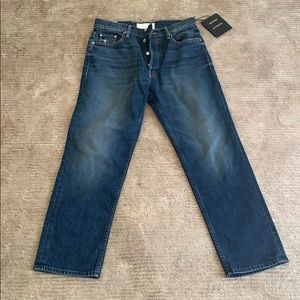 Mother Superior tomcat ankle Jean